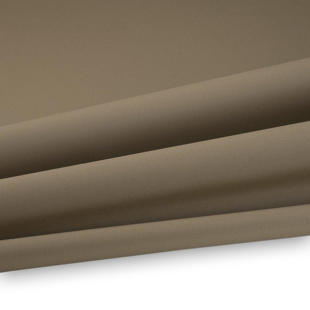 Artikelbild Markisenstoff / Tuch Teflonbeschichtet Wasserabweisend Breite  120cm Braunbeige